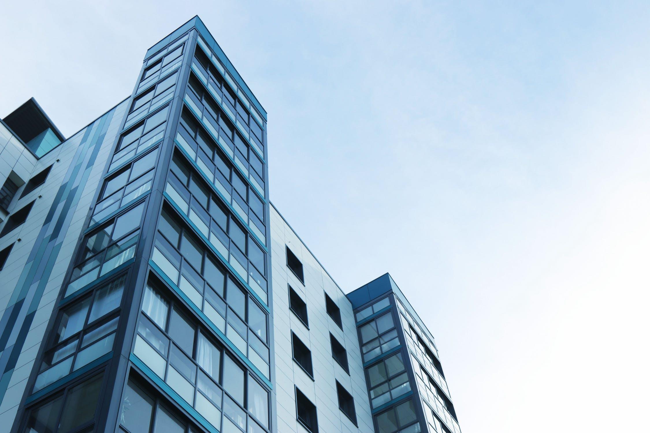Immeuble avec des appartements neufs à vendre