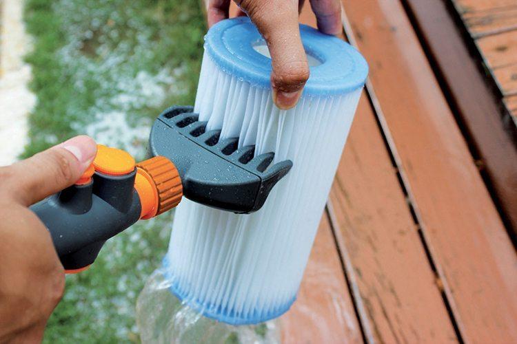 Filtrer eau spa