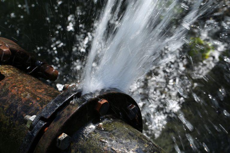Comment détecter une fuite d'eau dans la plomberie extérieure